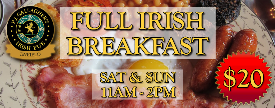 Irish Breakfast Web